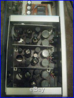 GATES M5215 vintage tube mic microphone preamps RCA 5879 racked and powered (3)
