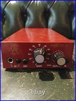 GOLDEN AGE Project PRE-73 JR 1073-Style Microphone Preamp/Direct Box neve mic