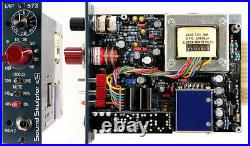 GO ANALOG! SOUND SKULPTOR MP573 Preamplifier System 500, wie NEVE 1073
