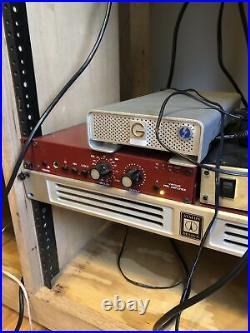 Golden Age Project Pre73 MKII Vintage Preamp Box And Rack Kit Included
