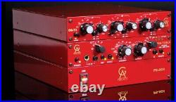 Golden Age Project Pre 73 DLX, EQ 73 And PS-AC4 Power Supply Distributor