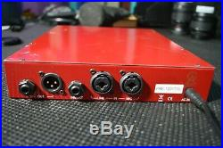 Golden Age Project Pre-73 MKII Studio Microphone Preamp (Good Working Condition)