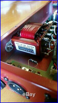 Golden Age Project Pre-73 Microphone Preamp w Carnhill Transformers Neve