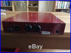 Golden Age Project Pre-73 Single Channel Preamp and DI based on Neve 1073 design
