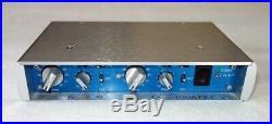 Grace Design Lunatec V2 Stereo 801/201 Preamp, 60 dB Gain, Phantom, M/S Decoder