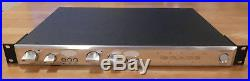 Grace Design Model 201 Two Channel Preamp Barely Used