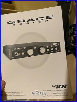 Grace Design m101 Grace m101 Preamp