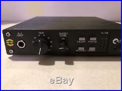 Great River Electronics ME-1NV Microphone Preamp & DI