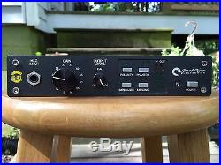 Great River ME-1NV Mic Preamp, excellent condition, with both sets of rack ears