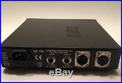 Great River ME-1NV Single Channel Preamp, Excellent Condition