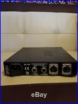 Great River ME-1NV Single Channel Preamp (Neve, API)
