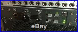 Great River MP-2NV 2-channel Preamp MINT $3K Retail Vocals/Guitars/Bass/Drums
