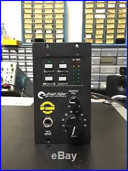 Great River MP-500NV Microphone Preamp Module for API 500 series Chassis