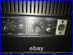 Groove Tubes GT Mic Preamp Tube Direct Preamp Studio Series