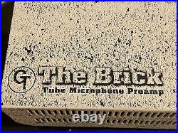 Groove Tubes The Brick Tube Microphone Preamp