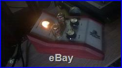 Handcrafted tube microphone preamp Tube Pre Mic 1