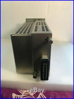 Heavily modded Vintage Telefunken U70 Tube Mic/Line Preamp with Compressor ECC83