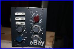 Heritage Audio 1073 / 500 series mic preamp & eq microphone preamp Neve mic pre