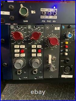 Heritage Audio 73JR Neve 1073 Clone Microphone Amplifier Preamp Amp 500 Series