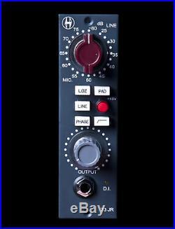 Heritage Audio 73 JR 73JR Junior 500-Series Module Mic Preamp