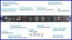 Heritage Audio HA73EQ Elite Series Single Channel Full Rack Mic Pre with EQ