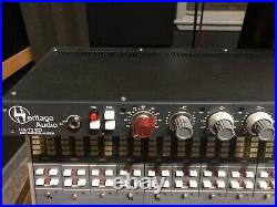 Heritage Audio HA-73EQ Single Channel rack mount Mic Pre/EQ 1073-style SALE