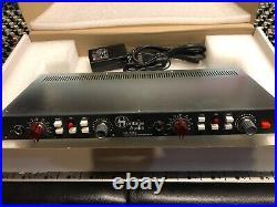 Heritage Audio HA-73X2 Elite Dual Channel rackmount Mic Pre 1073-style Nevestyle