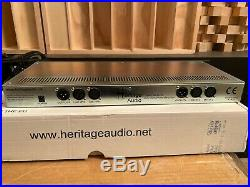 Heritage Audio HA-73X2 Elite Series Dual-Channel Mic Preamp (Neve 1073 Clone)