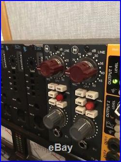 Heritage audio 73jr neve mic pre