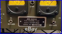JDK Audio R22 Dual Channel Solid State Compressor