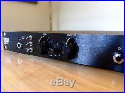 JLM Audio Dual99v 2 Channel Mic Pre Rack FET DI's