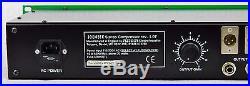 JOEMEEK Stereo Compressor V1.07 Gain at the back Fletcher + Garantie
