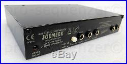 JoeMeek MC2 Dual Optical Compressor Stereo Kompressor +OVP+ Rechnung & Garantie