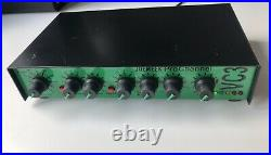 JoeMeek VC3 Pro Channel Microphone Pre-Amp Opto Compressor Enhancer