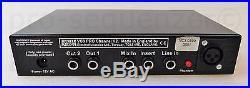 JoeMeek VC3 V2 Pro Channel Mic Preamp Opto Compressor Enhancer TFPRO + Garantie