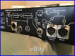 Joe Meek VC1 Studio Channel v3.03 Microphone Preamp, Compressor, Enhancer