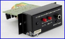 Joemeek VC1QD Digital ADC Option card for VC1q models 24 bit /96 kHz