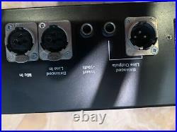 Joemeek VC1Q Studio Channel Microphone Preamp Optical Compressor EQ with VU Meter