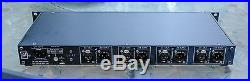 John Hardy M1 mic preamp-4 channels with VU-1 meter and JT-11-BMQ transformers