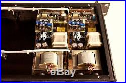 John Hardy M-1 Mic Preamp, 2-Channel Deluxe (2248) with Jenson & VU-1 options
