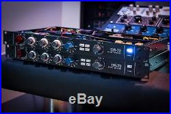 KLAR Audio DR73 (Neve 1073) preamp with added top-shelf freq. (from 1084 EQ)