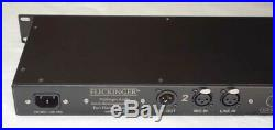LIMITED TIME SALE PRICE Flickinger TwinFlicks 2-Ch Preamp, with72 dB, 2 Gain Stage
