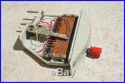 LOMO 3U-06 nuvistor microphone preamplifier 1970's (+Samples)