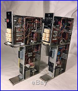 LOT (x2) Vintage WSW Germanium Mic Pre Preamp EQ Channel Strip Siemens DECCA