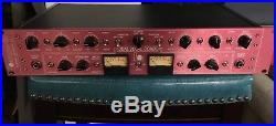 Langevein Manley Labs DVC Dual Vocal Combo MIC Pre-amplifier Eq Elop Limiter DI
