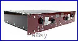 Langevin AM16 Dual Mono Mic Preamp Vintage Rack Unit