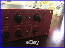 Langevin Manley Dual Vocal Combo Dual Channel Mic Preamp Limiter