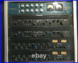 Lot of 4 TL Audio devices (2) C-1's & (2) PA-1's for parts not working