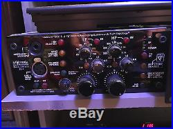 MILLENIA TD-1, 1 channel preamp and eq (2 bands from NSEQ) twin topology