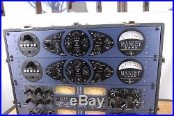 Manley CORE-Channel Strip with Microphone and Preamp ELOP Compressor